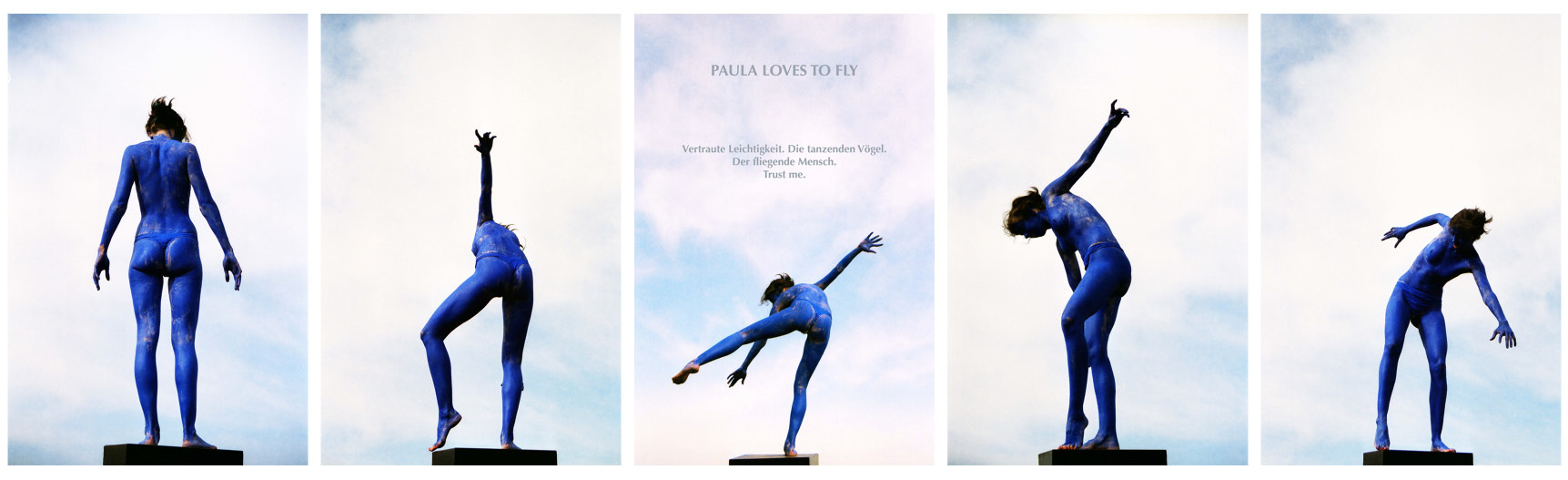 Paula loves to fly